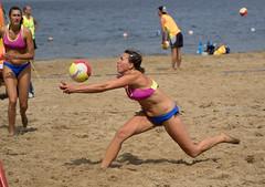 P8157781 (roel.ubels) Tags: beach sport beachvolleyball volleyball volleybal eerste beachvolleybal eredivisie 2015 footvolley topsport divisie