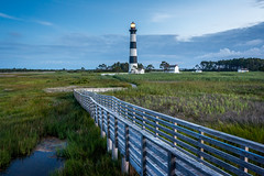 Bodie Blue... (jason_frye) Tags: lighthouse northcarolina bluehour outerbanks nccoast obx bodielighthouse visitnc