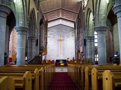 256 - A l'intérieur de la Cathédrale