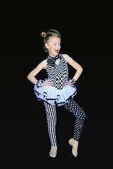 Attitude (lupe1515) Tags: dance costume olivia jazz recital topsyturvy