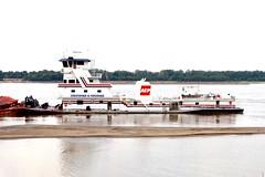 CHRISTOPHER M. PARSONAGE (Boat Spotters) Tags: river boat christopher m aep barge greenville parsonage marinetraffic boatspotter boatspotting