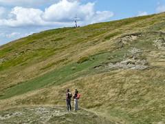 Escursionismo Laga - Monte di Mezzo da Cesacastina