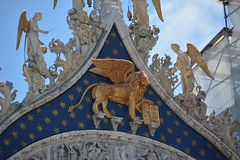 (_Marcel_) Tags: venice lion venezia venedig lwe