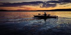 Morning Paddle (Frank Busch) Tags: sky sunrise germany kayak kayaking starnbergersee lakestarnberg possenhofen frankbusch wwwfrankbuschname photobyfrankbusch frankbuschphotography imagebyfrankbusch wwwfrankbuschphoto