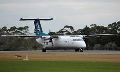 Bombardier Q300 (Dawn Dev Ambadan) Tags: nelson kiwi kerikeri koru bombardier q300