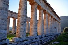 DSC_0001-001 (caterinaavino) Tags: temple ancient columns classics sicily classical sicilia segesta mozia mothia motya