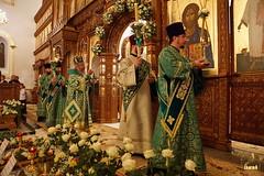 67. The solemn All-Night Vigil / Праздничное вечернее богослужение