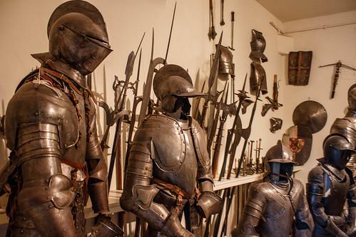 Armurerie du château de Hohenzollern