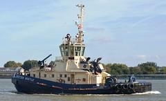 Svitzer Bootle @ Gallions Reach 29-09-15 (AJBC_1) Tags: uk england london boat ship unitedkingdom vessel tugboat tug riverthames eastlondon gallionsreach nikond3200 northwoolwich newham londonboroughofnewham svitzer dlrblog ajc