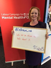 Supporting the Labour Campaign for Mental Health