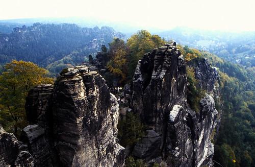 "Elbsandsteingebirge (066) Bastei • <a style=""font-size:0.8em;"" href=""http://www.flickr.com/photos/69570948@N04/21880988642/"" target=""_blank"">View on Flickr</a>"