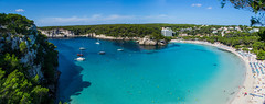 Cala Galdana (svetlana.koshchy) Tags: sea panorama beach islands spain europe menorca cala baleares minorca balearic balears calagaldana galdana