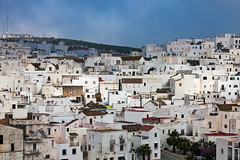 White Washed Vejer - Spain, Vejer (Nomadic Vision Photography) Tags: sunset heritage spain europe atmosphere andalucia cadiz historical whitewashed moorisharchitecture vejerdelafrontera jonreid tinareid nomadicvisioncom