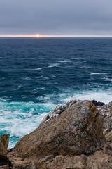 Point Lobos, October 2015 #12 (satoshikom) Tags: sunset beach californiacoast canonefs1022mmf3545usm californiastateparks canoneos60d pointlobosstatenaturalreserve