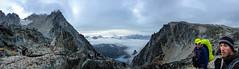 20151018-IMG_1782.jpg (ttrumpeteric) Tags: panorama fall washington unitedstates glaciers wa leavenworth asgard alpinelakes northerncascades enchantments landscapephotography rockflour asgardpass