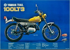1973 YAMAHA  LT3 100 Trail (Rickster G) Tags: pictures road two classic vintage ads mono 1974 flyer image photos antique album picture 360 stroke images off literature oldschool trail photographs photograph 400 1975 yamaha 1981 70s 100 1978 dirtbike collectible collectors 1977 sales 1980 brochure 1979 mx rare spec 1976 dt 250 thumper 175 twostroke enduro dealer 125 twinshock dt400 vjm vinduro classicyamaha roadsales