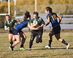 AE3R0657 (Don Voaklander) Tags: woman college sports sport female women university edmonton rugby varsity cis pandas universityofcalgary universityoflethbridge intercollegiate womens universityofvictoria canada west field university canadian alberta sport voaklander foote donvoaklander