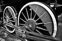 425 Drivers (zimwizdotcom) Tags: steamengine steamlocomotive 425 railraod rbmn