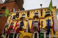 Oliver St. John Gogarty Pub. Dublin, Ireland