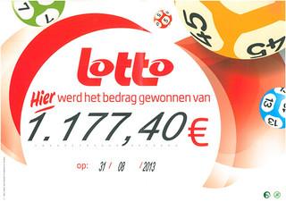 Lotto - €1.177,40