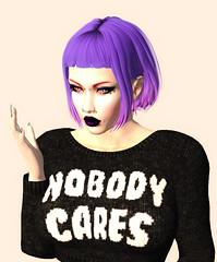 Nobody Cares (liane Boomhauer - Blogger) Tags: nova venus burley belleza nox essenz teefy catwa deetalez suicidalunborn