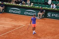 Roland Garros 2015 - Roger Federer (corno.fulgur75) Tags: paris france major frankreich frana tennis frankrijk francia francie parijs rolandgarros frankrig federer pars parigi frankrike rogerfederer frenchopen pary pa francja internationauxdefrance grandchelem june2015 frenchopen2015 rolandgarros2015 internationauxdefrance2015