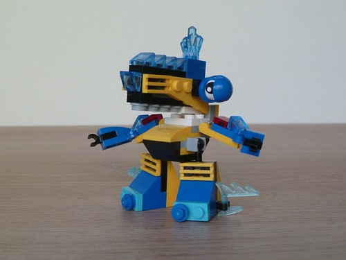 Lego Mixels Wuzzo Slumbo Mix Or Murp Instructions Lego 41547 Lego