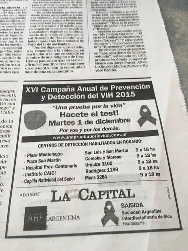 WAD 2015: Argentina