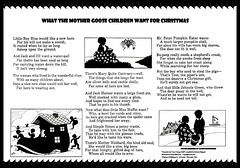 What the Mother Goose Children Want for Christmas (katinthecupboard) Tags: christmas silhouettes poems nurseryrhyme mothergoose vintagechildrensillustrations maryellsworth vintagechildrenspoetry ellsworthmary mothergoosechristmaspoem