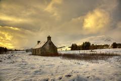 Glenbanchor (Teuchter Prof) Tags: winter snow scotland newtonmore cairngormsnationalpark scottishhighlands bothies scottishwinter glenbanchor