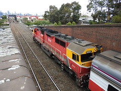 N463 (damo2016 photos) Tags: n463 nclass bunburyst vline albury 2016