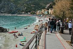 Cinque Terre, Monterosso (Kurtsview) Tags: italy cinque terre monterosso beach mediterranean