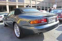 1997 Aston Martin DB7 Volante (coopey) Tags: 1997 aston martin db7 volante