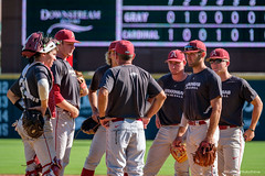 Fall World Series - Game 1-103 (Rhett Jefferson) Tags: arkansasrazorbacksbaseball barrettloseke carsonshaddy davevanhorn hunterwilson jaredgates jaxbiggers