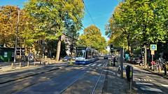 Herfst op Hoofdweg (Peter ( phonepics only) Eijkman) Tags: amsterdam city combino gvb tram transport trams tramtracks rail rails strassenbahn streetcars nederland netherlands nederlandse noordholland holland
