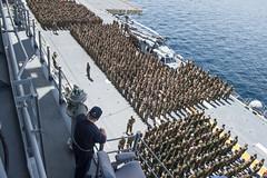 160927-N-JS726-184 (SurfaceWarriors) Tags: navy marines amphibiousassault philippinesea bonhommerichard expeditionarystrikegroup underway deployment military