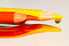 watercolours (sure2talk) Tags: macromondays ppep penspencilserasersandpaperclips nikond7000 nikkor85mmf35gafsedvrmicro macro closeup explore