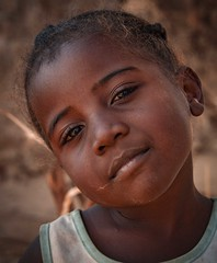 Malagasy Girl (Rod Waddington) Tags: africa african afrika afrique madagascar malagasy girl child young portrait people ethnic tribe tribal