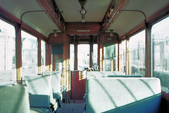 Once upon a time - The Netherlands - Den Haag / The Hague (railasia) Tags: holland zuidholland thehague htm motorcar series250299 hawa detail interior circa1966