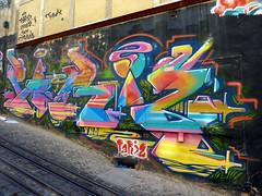 Graffiti in Lisboa 2013 (kami68k -all over-) Tags: lissabon lisboa 2013 graffiti legal bunt pariz tko csf vds