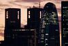 夕暮れズームシルエット (萬名 游鯏(ヨロズナ) / Yorozuna) Tags: 東京都庁 東京都庁舎 第一本庁舎 東京都庁第一本庁舎 コクーンタワー モード学園コクーンタワー modegakuencocoontower tokyometropolitangovernmentoffice tokyometropolitangovernment metropolitangovernmentofficebuilding 高層ビル 超高層ビル ビル ビル群 building 摩天楼 towerblock skyscraper 建物 建築物 建築 建造物 シルエット silhouette 夕暮れ 夕方 夕焼け twilight 薄暮 evening sunset 夜景 nightview nightscape nightshot 新宿 shinjuku 新宿区 shinjukuward 東京都 tokyo japan 若松河田 wakamatsukawada pentaxteletakumar300mmf63