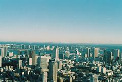 (Kkeina) Tags: film analog manual 35mm 50mm olympus om om1 japan tokyo city buildings