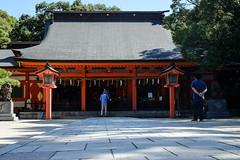 | Sumiyoshi Shrine (yoshi_2012) Tags: fukuoka xt1   xf35mmf14 fujifilm shrine