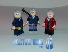Decisions, Decisions (Barratosh#2) Tags: lego doctor who 12th season 8 9 10 class sonic screwdriver minifigures sunglasses