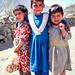 Girls in Altit, Pakistan パキスタン、アルチットの少女たち