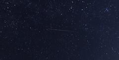Meteor October 20th (nicklucas2) Tags: astrophotography meteor shootingstar stars night