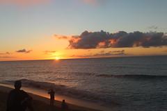 IMG_1449 (michelleingrassia) Tags: banzaipipeline northshore oahu hawaii hi sunset beach