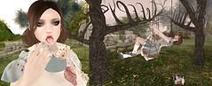 Alice (eloen.maerdrym) Tags: eloensotherworld theliaisoncollaborative thelittlebranch sweetkajira buzz epiphany oleander vco foxes bloodyhorrorfair raindale releases roleplay alice wonderland