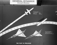 Atlas Collection Image (San Diego Air & Space Museum Archives) Tags: spaceshuttle f102 f106 deltadagger deltadart