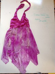 IMG_0851 (Vivid Motion Dance) Tags: vmcostume pink dancedress handkerchief halter short fairy peterpan